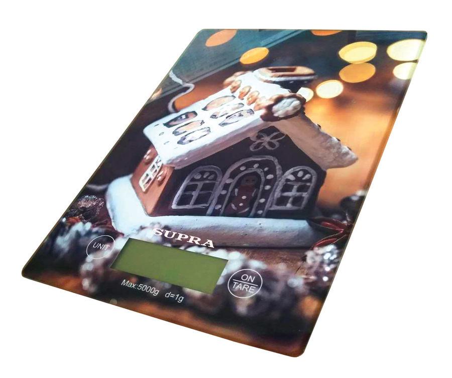 Весы кухонные SUPRA BSS-4206,  рисунок