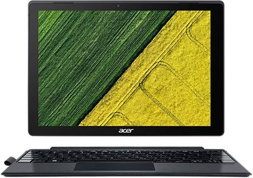 Ноутбук-трансформер ACER Switch 5 SW512-52-740J, 12, Intel Core i7 7500U 2.7ГГц, 8Гб, 512Гб SSD, Intel HD Graphics 620, Windows 10, NT.LDSER.005, темно-серый mini pc 7th gen core i7 7500u fanless intel hd graphics 620 windows 10 300m wifi kaby lake desktop computer 8gb ram 512gb ssd