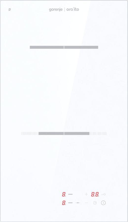 Варочная панель GORENJE Ora-Ito ECT330ORAW,  Hi-Light,  независимая,  белый