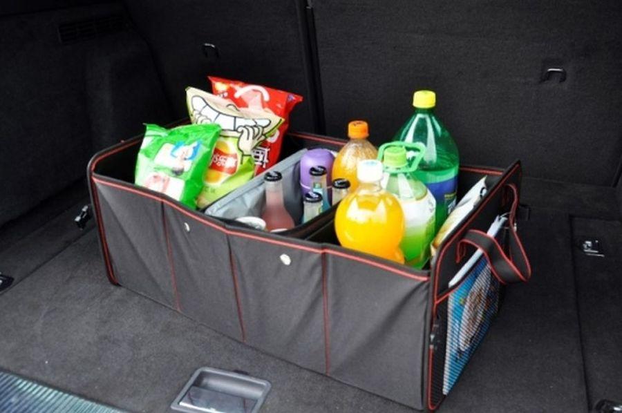 Органайзер в багажник RITMIX RAO-1552