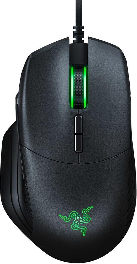 Мышь RAZER Basilisk оптическая проводная USB, черный [rz01-02330100-r3g1]