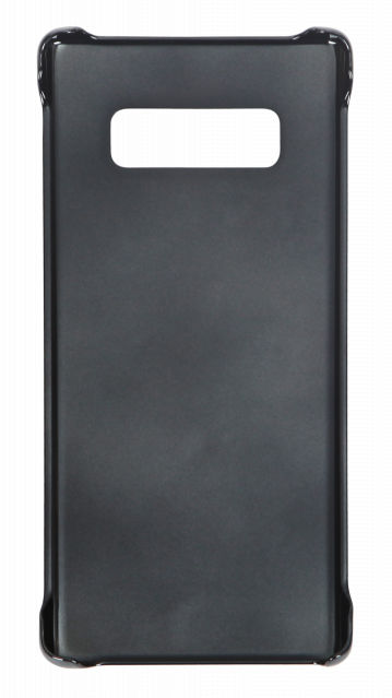 Чехол (клип-кейс) SAMSUNG Montblanc Soft Grain Hard Phone case, для  Galaxy Note 8, черный [gp-n950mbcpaaa]
