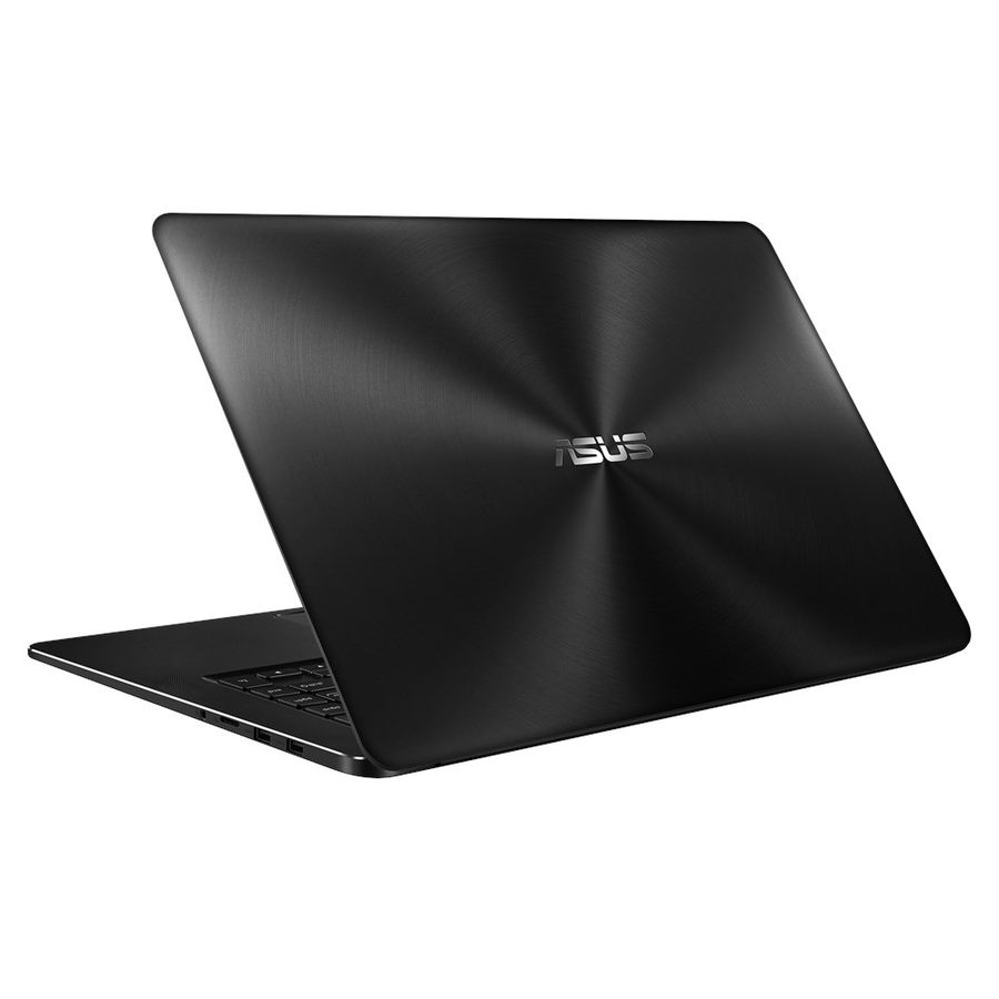 Ноутбук ASUS Zenbook Pro UX550VE-BN109R, 15.6, Intel Core i5 7300HQ 2.5ГГц, 8Гб, 512Гб SSD, nVidia GeForce GTX 1050 Ti - 4096 Мб, Windows 10 Professional, 90NB0ES2-M01770, черный asus asus zenbook ux303ub 13 3 4гб ssd wi fi bluetooth intel core i5