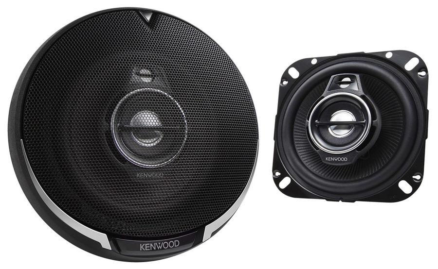 Колонки автомобильные KENWOOD KFC-PS1095,  коаксиальные,  220Вт,  комплект 2 шт.