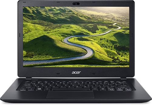 Ноутбук ACER Aspire V3-372-590J, 13.3, Intel Core i5 6200U 2.3ГГц, 4Гб, 128Гб SSD, Intel HD Graphics 520, Windows 10, NX.G7BER.013, черныйНоутбуки<br>экран: 13.3;  разрешение экрана: 1920х1080; процессор: Intel Core i5 6200U; частота: 2.3 ГГц (2.8 ГГц, в режиме Turbo); память: 4096 Мб, DDR3L; SSD: 128 Гб; Intel HD Graphics 520; WiFi;  Bluetooth; HDMI; WEB-камера; Windows 10<br><br>Линейка: Aspire