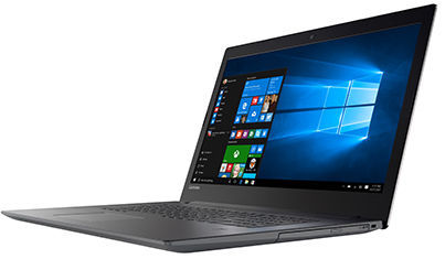 Ноутбук LENOVO V320-17IKB, 17.3, Intel Pentium 4415U 2.3ГГц, 4Гб, 500Гб, nVidia GeForce 920MX - 2048 Мб, DVD-RW, Free DOS, 81AH002RRK, серый ноутбук hasee 14 intel i3 3110m dvd rw nvidia geforce gt 635m intel gma hd 4000 2 g k460n
