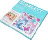 Напольные весы SCARLETT SC-BS33E079, до 180кг, цвет: голубой/рисунок [sc - bs33e079] вид 8