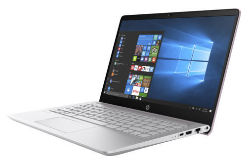 Ноутбук HP Pavilion 14-bf032ur, 14, Intel Core i5 7200U 2.5ГГц, 6Гб, 1000Гб, 128Гб SSD, nVidia GeForce 940MX - 2048 Мб, Windows 10, 3FX21EA, розовыйНоутбуки<br>экран: 14;  разрешение экрана: 1920х1080; тип матрицы: IPS; процессор: Intel Core i5 7200U; частота: 2.5 ГГц (3.1 ГГц, в режиме Turbo); память: 6144 Мб, DDR4; HDD: 1000 Гб; SSD: 128 Гб; nVidia GeForce 940MX - 2048 Мб; WiFi;  Bluetooth; HDMI; WEB-камера; Windows 10<br><br>Линейка: Pavilion