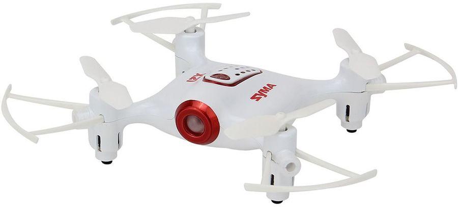 Квадрокоптер SYMA X21 без камеры,  белый [x21 white]