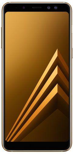 Смартфон SAMSUNG Galaxy A8 (2018) 32Gb,  SM-A530F,  золотистый