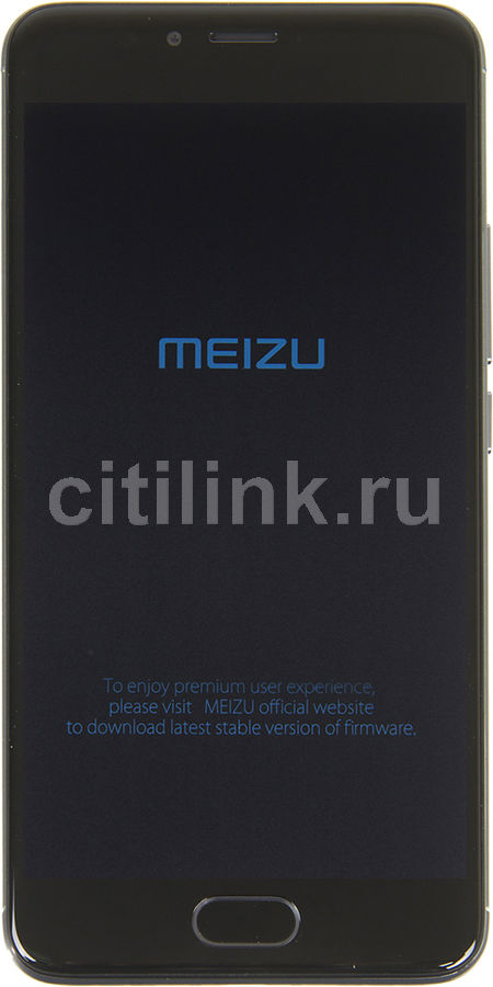 Смартфон MEIZU M5s 32Gb, M612H, серый смартфон meizu m5 note m621h 16gb серый