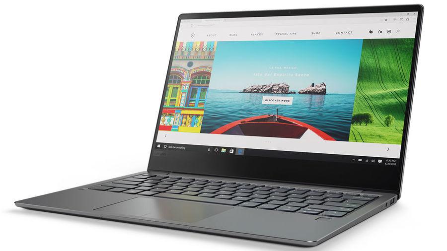"Ноутбук LENOVO IdeaPad 720S-13ARR, 13.3"",  AMD  Ryzen 7  2700U 2.2ГГц, 8Гб, 512Гб SSD,  AMD Radeon  Vega 10, Windows 10, 81BR000LRK,  серебристый"