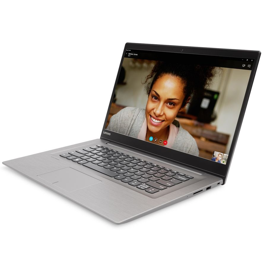 Ноутбук LENOVO IdeaPad 320S-15IKBR, 15.6, Intel Core i5 8250U 1.6ГГц, 8Гб, 128Гб SSD, nVidia GeForce GT 940MX - 2048 Мб, Windows 10, 81BQ005HRU, серыйНоутбуки<br>экран: 15.6;  разрешение экрана: 1920х1080; процессор: Intel Core i5 8250U; частота: 1.6 ГГц (3.4 ГГц, в режиме Turbo); память: 8192 Мб, DDR4, 2133 МГц; SSD: 128 Гб; nVidia GeForce GT 940MX - 2048 Мб; WiFi;  Bluetooth; HDMI; WEB-камера; Windows 10<br><br>Линейка: IdeaPad