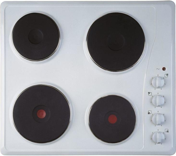 Варочная панель INDESIT TI 60 W,  электрическая,  независимая,  белый