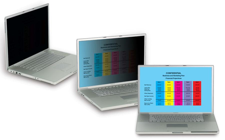 """Пленка защиты информации 3M PF141W1B для ноутбука 14.1"""", 16:10, черный [7000013836]"""