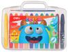 Гелевые мелки Deli EC20504 Color Kids 12цв. пласт.сум. вид 1