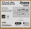"""Монитор IIYAMA ProLite XB2283HS-B3 21.5"""", черный вид 13"""