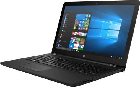 Ноутбук HP 15-ra031ur, 15.6, Intel Celeron N3060 1.6ГГц, 4Гб, 500Гб, Intel HD Graphics 400, Windows 10, 3LG86EA, черный ноутбук hp 15 ra042ur 15 6 1366x768 intel celeron n3060 500 gb 4gb intel hd graphics 400 черный windows 10 home 3qs74ea
