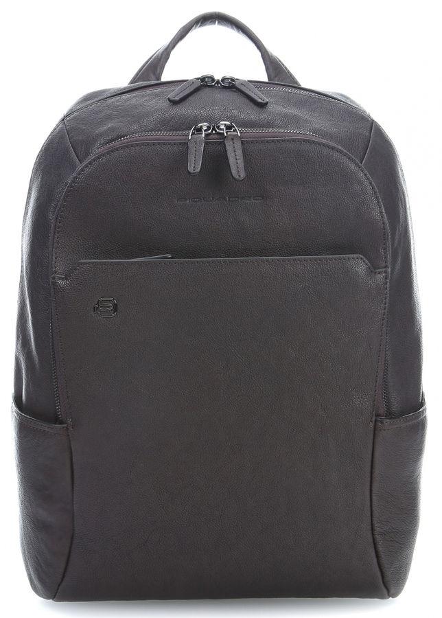 Рюкзак Piquadro Black Square CA3214B3/TM темно-коричневый натур.кожа
