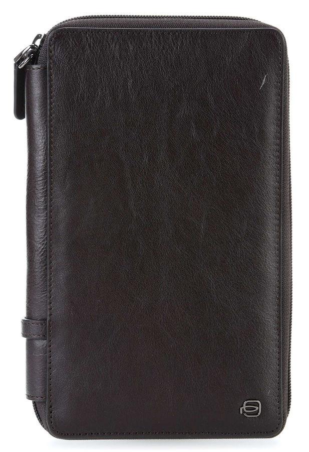 Мультипортмоне Piquadro Black Square PP3246B3R/TM темно-коричневый