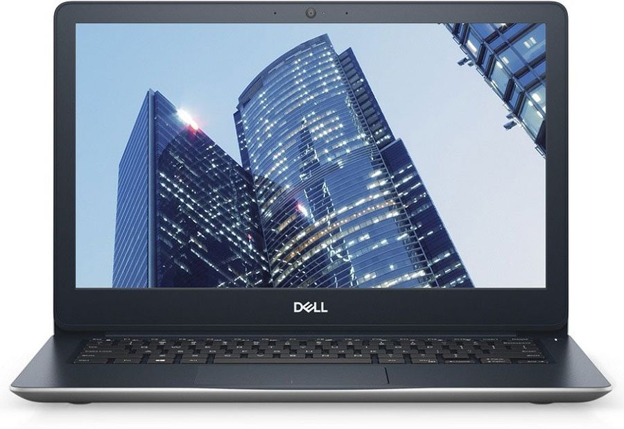 "Ноутбук DELL Vostro 5370, 13.3"",  Intel  Core i5  8250U 1.6ГГц, 8Гб, 256Гб SSD,  Intel UHD Graphics  620, Windows 10 Home, 5370-4600,  серый"