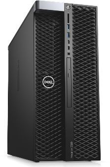 Рабочая станция  DELL Precision T5820,  Intel  Xeon  W-2125,  DDR4 32Гб, 2Тб,  256Гб(SSD),  NVIDIA Quadro P4000 - 8192 Мб,  DVD-RW,  Windows 7 Professional,  черный [5820-4761]