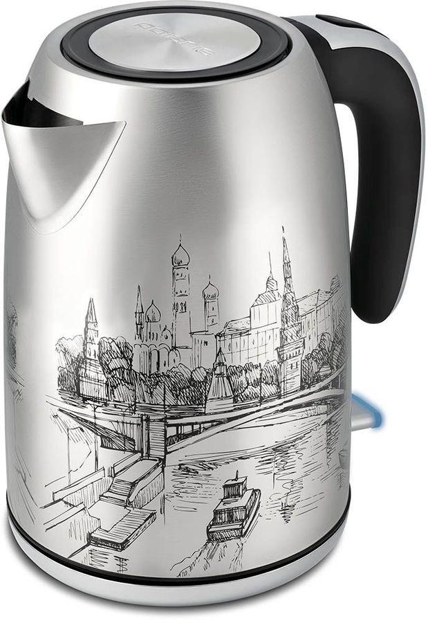 Чайник электрический POLARIS PWK 1856CA, 2000Вт, рисунок