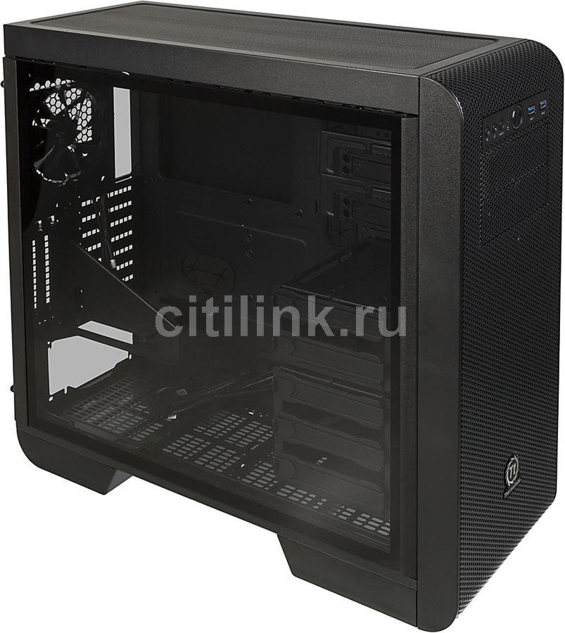 Корпус ATX THERMALTAKE Core V51 TG, Midi-Tower, без БП,  черный