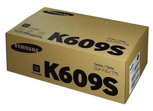 Картридж SAMSUNG CLT-K609S, черный [su220a]