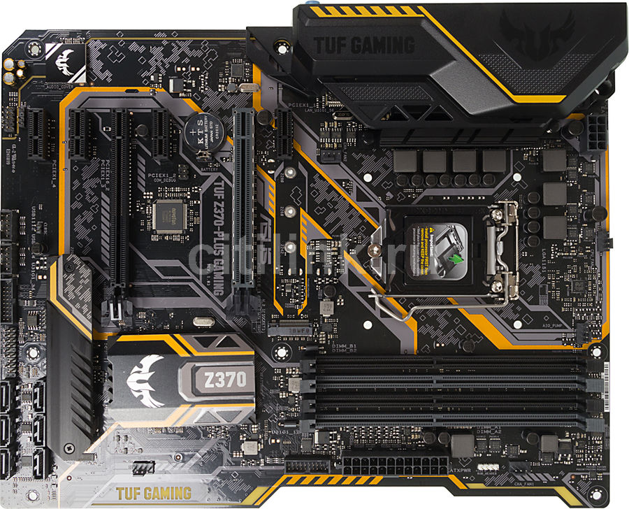 Материнская плата ASUS TUF Z370-PLUS GAMING, LGA 1151v2, Intel Z370, ATX, Ret asus a88xm plus page 2
