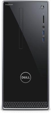 Компьютер  DELL Inspiron 3668,  Intel  Core i7  7700,  DDR4 8Гб, 1000Гб,  128Гб(SSD),  NVIDIA GeForce GTX 1050 - 2048 Мб,  DVD-RW,  Linux Ubuntu,  черный [3668-0320]