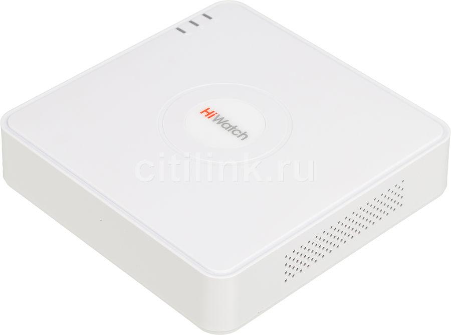 Видеорегистратор HIKVISION HiWatch DS-N204(B)