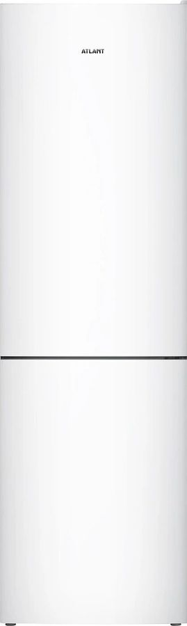 Холодильник АТЛАНТ ХМ 4624-101,  двухкамерный,  белый