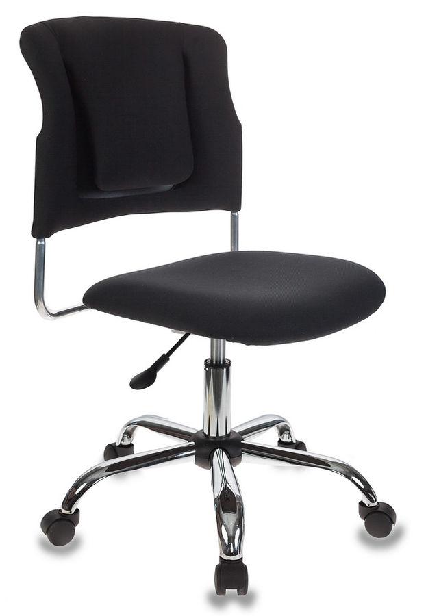 Кресло БЮРОКРАТ CH-322SXN, на колесиках, ткань [ch-322sxn/black]