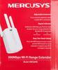 Повторитель беспроводного сигнала MERCUSYS MW300RE,  белый вид 11