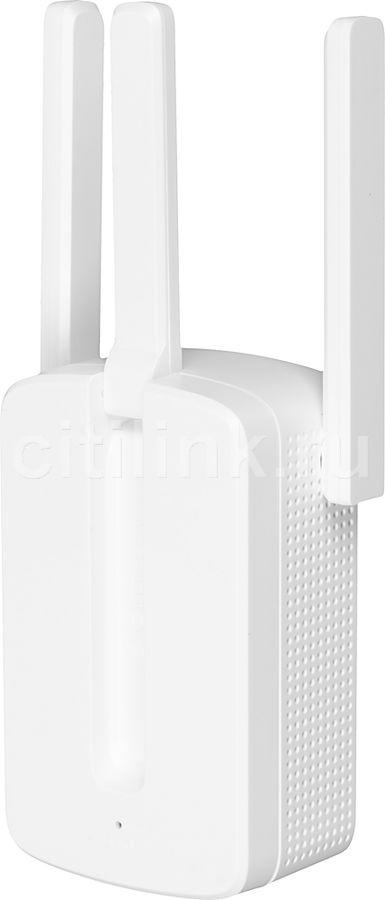 Повторитель беспроводного сигнала MERCUSYS MW300RE,  белый