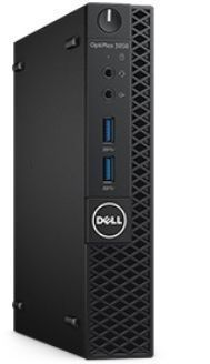 Компьютер DELL Optiplex 3050, Intel Core i5 6500T, DDR4 4Гб, 500Гб, Intel HD Graphics 530, Windows 10 Professional, черный [3050-2547] компьютер dell optiplex 7050 intel core i5 6500 ddr4 8гб 256гб ssd intel hd graphics 530 dvd rw windows 10 professional черный и серебристый [7050 2585]