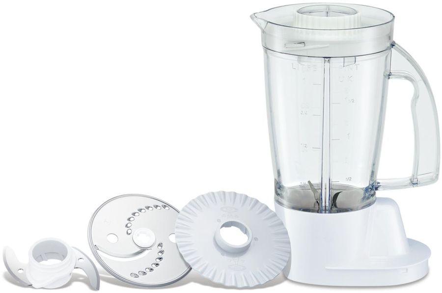 купить кухонный комбайн Moulinex Fp542132 белый по выгодной цене в