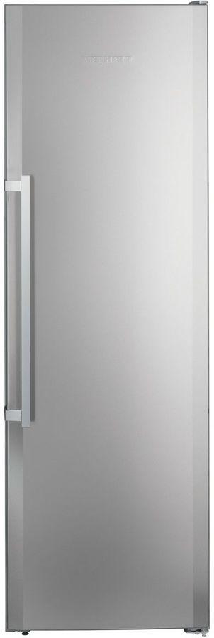 Холодильник LIEBHERR SKef 4200,  однокамерный, нержавеющая сталь