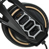 Гарнитура игровая PLANTRONICS RIG 400 DOLBY ATMOS,  для компьютера, мониторы,  черный  / золотистый [210257-05] вид 4