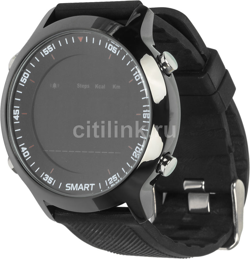 Смарт-часы GINZZU GZ-701,  черный / черный [00-00001073]