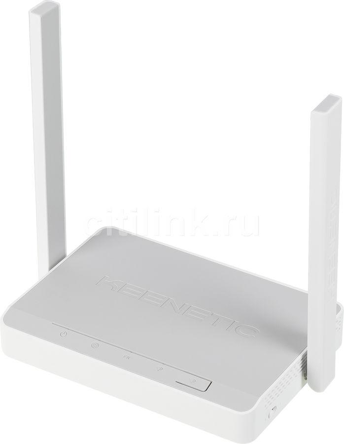 Беспроводной роутер KEENETIC Lite,  белый [kn-1310]