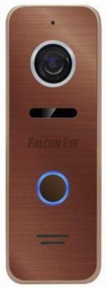 Видеопанель FALCON EYE FE-ipanel 3,  цветная,  накладная,  бронзовый