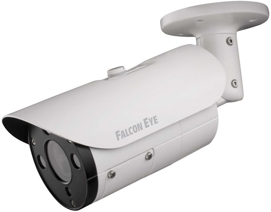 Видеокамера IP FALCON EYE FE-IPC-BL500PVA, 3.6 - 10 мм, белый falcon eye fe nr 2104 ip видеорегистратор black