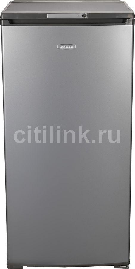 Холодильник БИРЮСА Б-M10,  однокамерный, серебристый