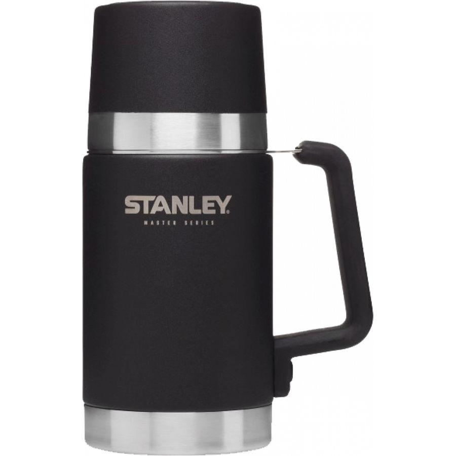 Термос STANLEY Master, 0.7л, черный