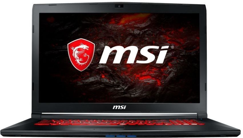 Ноутбук MSI GL72M 7REX-1489RU, 17.3, Intel Core i7 7700HQ 2.8ГГц, 16Гб, 1000Гб, 128Гб SSD, nVidia GeForce GTX 1050 Ti - 4096 Мб, Windows 10, 9S7-1799E5-1489, черныйНоутбуки<br>экран: 17.3;  разрешение экрана: 1920х1080; процессор: Intel Core i7 7700HQ; частота: 2.8 ГГц (3.8 ГГц, в режиме Turbo); память: 16384 Мб, DDR4; HDD: 1000 Гб; SSD: 128 Гб; nVidia GeForce GTX 1050 Ti - 4096 Мб; WiFi;  Bluetooth; HDMI; WEB-камера; Windows 10<br>