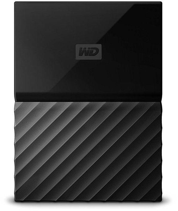 Внешний жесткий диск WD My Passport WDBZGE0040BBK-WESN, 4Тб, черный