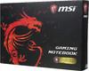 """Ноутбук MSI GL72M 7RDX-1484XRU, 17.3"""",  Intel  Core i7  7700HQ 2.8ГГц, 8Гб, 1000Гб,  128Гб SSD,  nVidia GeForce  GTX 1050 - 2048 Мб, Free DOS, 9S7-1799E5-1484,  черный вид 20"""
