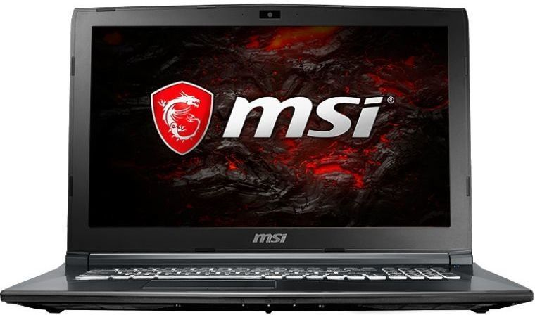 Ноутбук MSI GL62M 7REX-2672RU, 15.6, Intel Core i7 7700HQ 2.8ГГц, 8Гб, 1000Гб, 128Гб SSD, nVidia GeForce GTX 1050 Ti - 4096 Мб, Windows 10, 9S7-16J962-2672, черныйНоутбуки<br>экран: 15.6;  разрешение экрана: 1920х1080; процессор: Intel Core i7 7700HQ; частота: 2.8 ГГц (3.8 ГГц, в режиме Turbo); память: 8192 Мб, DDR4; HDD: 1000 Гб; SSD: 128 Гб; nVidia GeForce GTX 1050 Ti - 4096 Мб; WiFi;  Bluetooth; HDMI; WEB-камера; Windows 10<br>